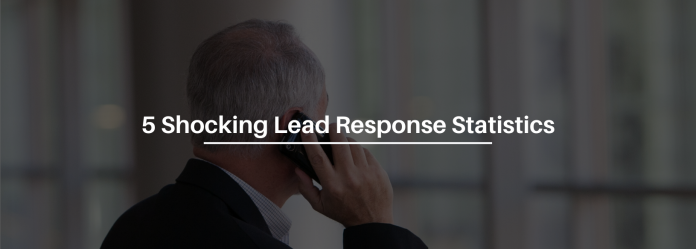 5 Shocking Lead Response Statistics To Help Increase Your Sale Conversions